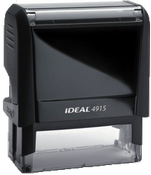 Custom Self Inking Stamps come in many sizes, ink colors and font styles. Create your own stamp online today. Rubber Stamp Man