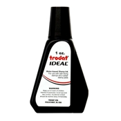 Trodat IDEAL PURPLE Stamp Ink, 1 oz Bottle